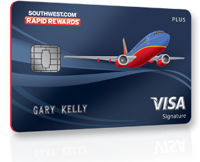 Southwest Plus Credit Card 50k Signup Bonus